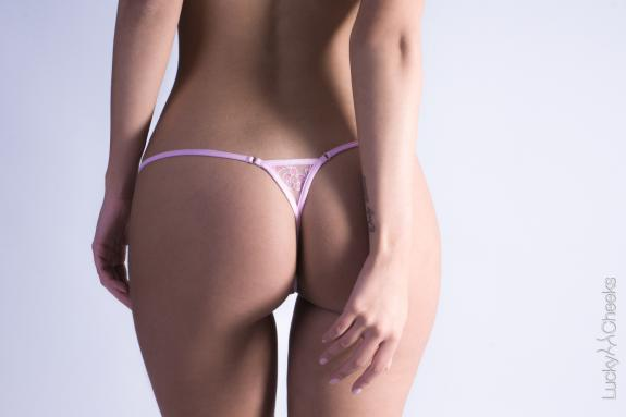 Pinky Sexy Gstring