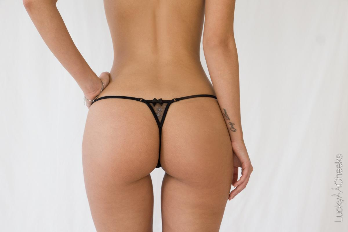 Sexy thong Gothic Elegance