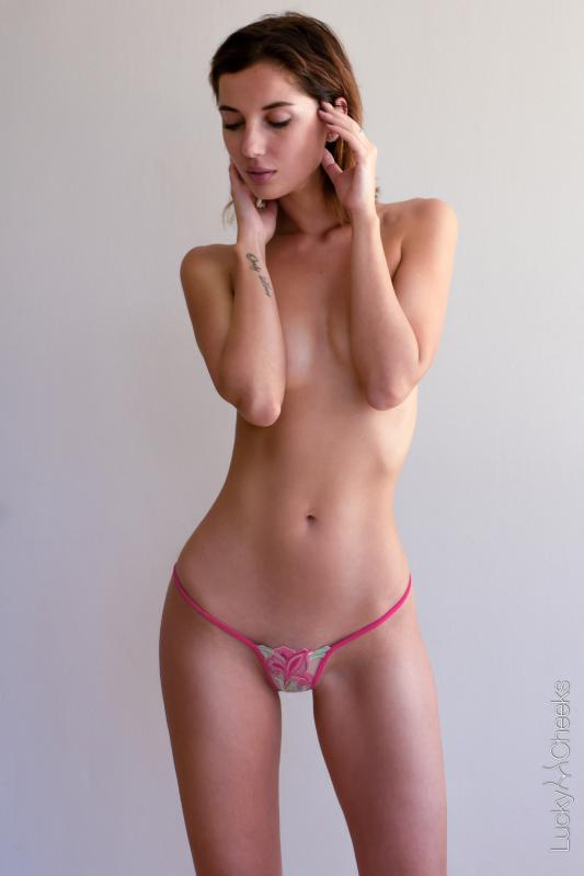 Pink Summer Sexy Gstring