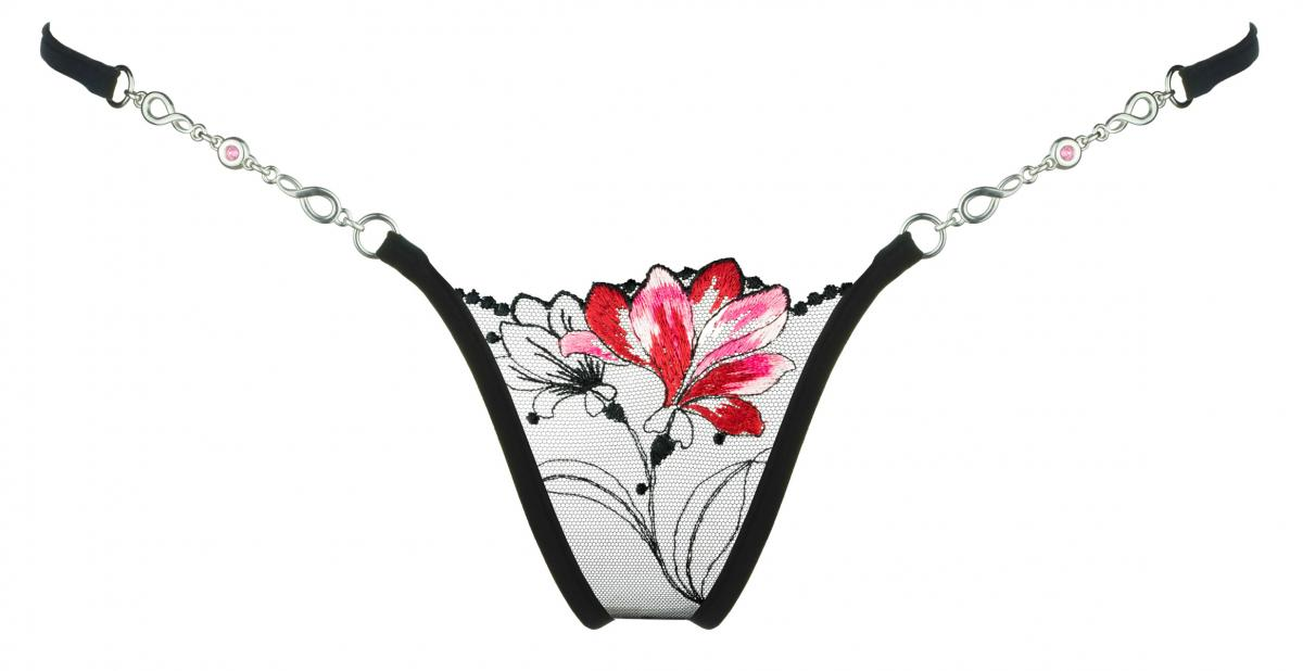 Red Flower G-String